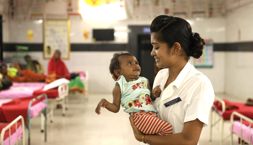 Nutrition India Programme