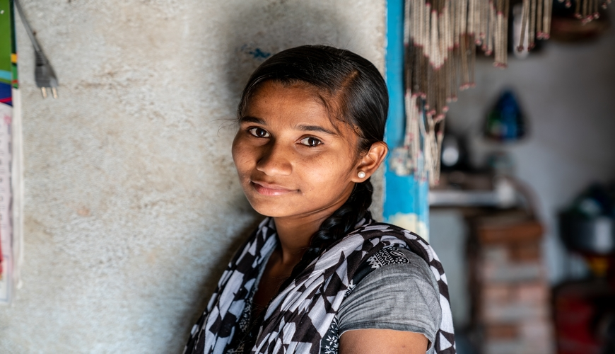 I want to create child marriage free villages